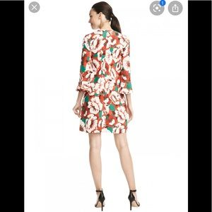 NWT Draper James | Amaryllis Floral Shift Dress